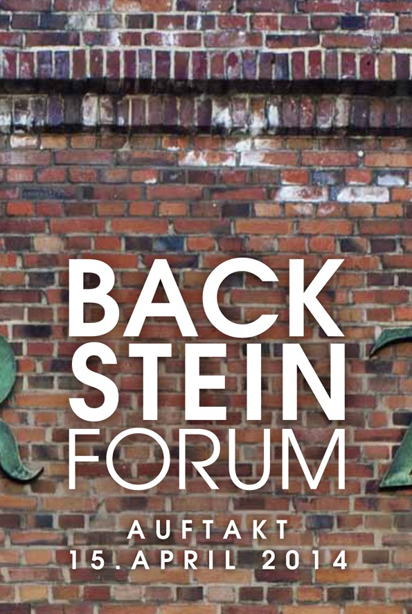 Backsteinforum_2014