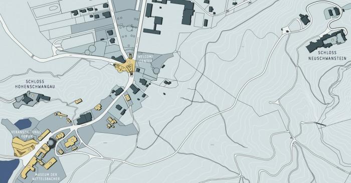 Ein wichtiges Ziel war es, die authentische Atmosphäre des Ortes zu stärken und den historischen Gebäuden Nutzungen im musealen Kontext zuzuführen. Durch diese Maßnahme wurden Neubauten auf ein notwendiges Minimum reduziert. Abbildungen © Andreas Heller Architects & Designers