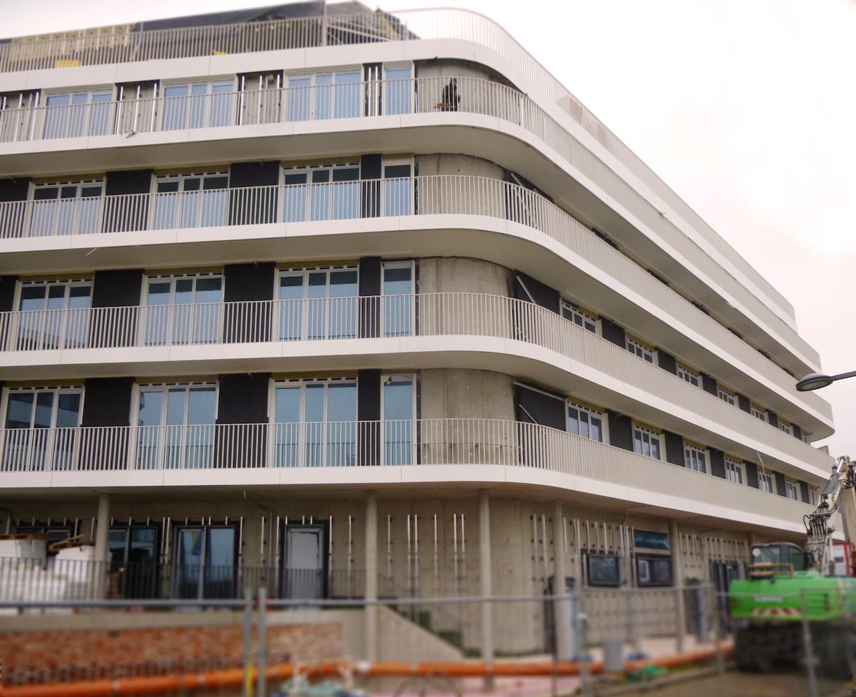 Grundsteinlegung andreas heller architects designers for Design hotel bremerhaven