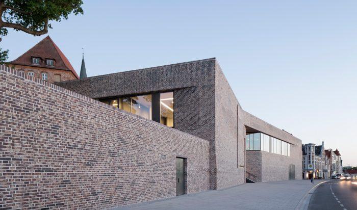 DEU, Lübeck, 06/2015, Europäisches Hansemuseum Lübeck, Architekt: Studio Andreas Heller, Bildtechnik: Digital-KB