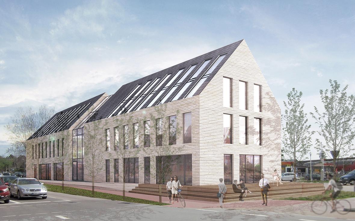 Wohn Und Geschaftshaus Auf Sylt Andreas Heller Architects Designers