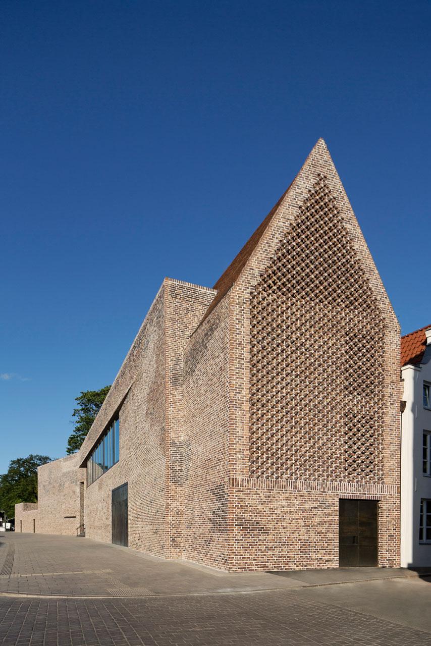 Europäisches Hansemuseum : Andreas Heller Architects & Designers